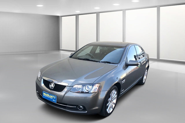 Used Holden Calais VE II MY12 West Footscray, 2011 Holden Calais VE II MY12 Grey 6 Speed Sports Automatic Sedan