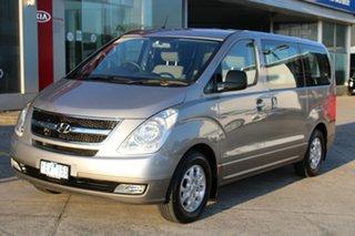 2011 Hyundai iMAX TQ-W Grey 4 Speed Automatic Wagon.