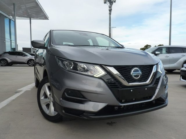 Pre-Owned Nissan Qashqai J11 Series 2 ST X-tronic Blacktown, 2018 Nissan Qashqai J11 Series 2 ST X-tronic Gun Metallic 1 Speed Constant Variable Wagon