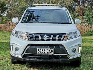 2019 Suzuki Vitara LY Series II 2WD White 5 Speed Manual Wagon.