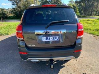 2014 Holden Captiva CG 7 LTZ Black Sports Automatic Wagon