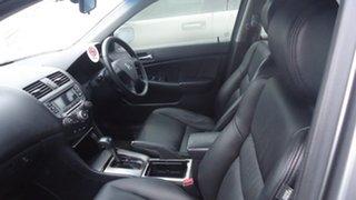 2007 Honda Accord 7th Gen MY07 VTi Silver 5 Speed Automatic Sedan