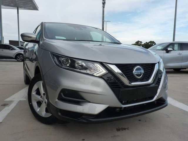 Pre-Owned Nissan Qashqai J11 Series 2 ST X-tronic Blacktown, 2018 Nissan Qashqai J11 Series 2 ST X-tronic Platinum 1 Speed Constant Variable Wagon