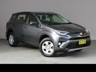 2018 Toyota RAV4 ZSA42R MY18 GX (2WD) Graphite Continuous Variable Wagon