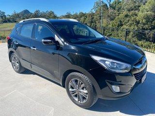 2014 Hyundai ix35 LM3 MY14 Elite Black 6 Speed Sports Automatic Wagon.