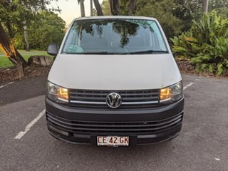2016 Volkswagen Transporter T6 MY17 TDI250 SWB Runner White 5 Speed Manual Van.