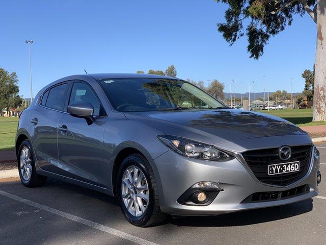 Used Mazda 3 BM5478 Maxx SKYACTIV-Drive Nailsworth, 2015 Mazda 3 BM5478 Maxx SKYACTIV-Drive Grey 6 Speed Sports Automatic Hatchback
