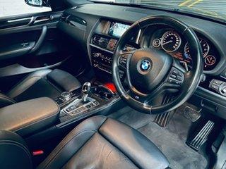 2015 BMW X4 F26 xDrive20i Coupe Steptronic Grey 8 Speed Automatic Wagon