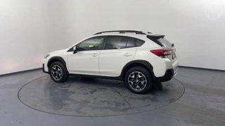 2018 Subaru XV G5X MY18 2.0i Lineartronic AWD Satin White 7 Speed Constant Variable Wagon