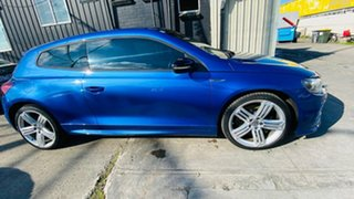 2012 Volkswagen Scirocco 1S MY12 R Coupe DSG Blue 6 Speed Sports Automatic Dual Clutch Hatchback.