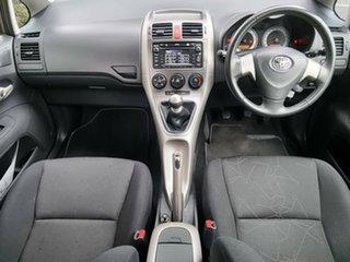 2009 Toyota Corolla ZRE152R Edge Grey 6 Speed Manual Hatchback