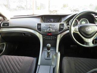 2008 Honda Accord MY06 Upgrade Euro White 5 Speed Sequential Auto Sedan