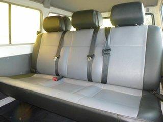 2019 Toyota Landcruiser VDJ78R Workmate Troopcarrier White 5 Speed Manual Wagon