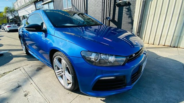 Used Volkswagen Scirocco 1S MY12 R Coupe DSG Maidstone, 2012 Volkswagen Scirocco 1S MY12 R Coupe DSG Blue 6 Speed Sports Automatic Dual Clutch Hatchback