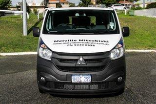 2020 Mitsubishi Express SN MY21 GLX LWB DCT White 6 Speed Sports Automatic Dual Clutch Van.