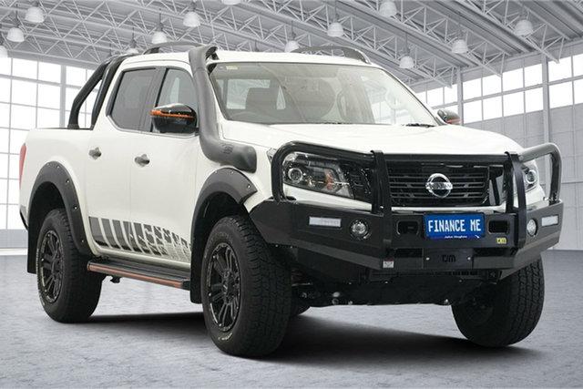 Used Nissan Navara D23 S4 MY20 N-TREK Victoria Park, 2020 Nissan Navara D23 S4 MY20 N-TREK White 7 Speed Sports Automatic Utility