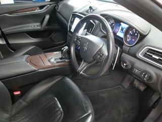2017 Maserati Ghibli M157 MY17 White 8 Speed Sports Automatic Sedan