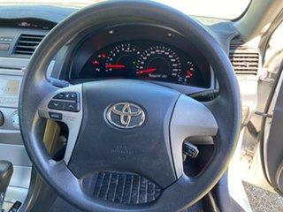 2006 Toyota Aurion GSV40R AT-X White 6 Speed Sports Automatic Sedan