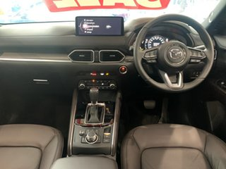 2021 Mazda CX-5 KF4W2A Akera SKYACTIV-Drive i-ACTIV AWD Snowflake White 6 Speed Sports Automatic