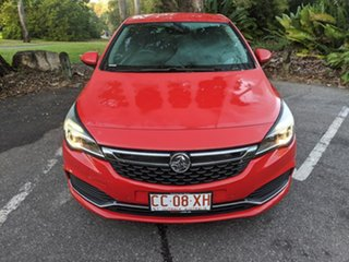 2017 Holden Astra BK MY18 RS Red 6 Speed Sports Automatic Hatchback.