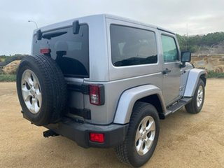 2015 Jeep Wrangler JK MY2015 Overland Silver 5 Speed Automatic Hardtop