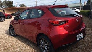 2021 Mazda 2 DJ2HAA G15 SKYACTIV-Drive Pure Soul Red 6 Speed Sports Automatic Hatchback.