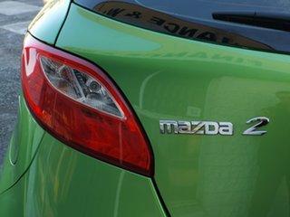 2010 Mazda 2 DE10Y1 Neo Green 4 Speed Automatic Hatchback