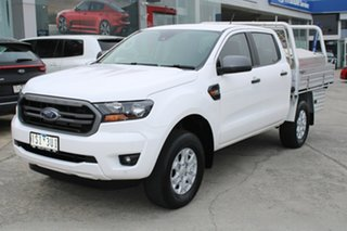 2020 Ford Ranger PX MkIII 2020.25MY XLS White 6 Speed Sports Automatic Double Cab Pick Up.