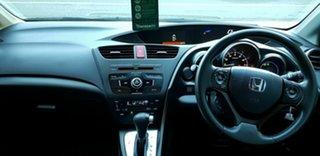 2013 Honda Civic FK VTi-S White 5 Speed Automatic Hatchback