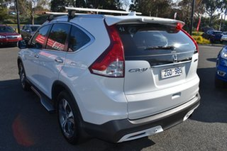 2012 Honda CR-V RM VTi-L 4WD White 5 Speed Automatic Wagon