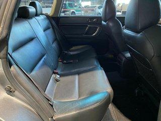 2006 Subaru Liberty B4 MY06 Premium Pack AWD Blue 4 Speed Sports Automatic Wagon