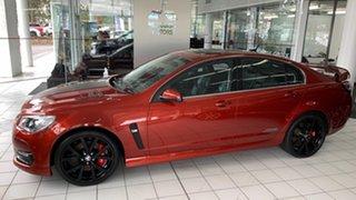 2016 Holden Commodore VF II MY16 SS V Redline Some Like It Hot 6 Speed Manual Sedan