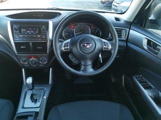 2012 Subaru Forester S3 MY12 X AWD White 4 Speed Sports Automatic Wagon