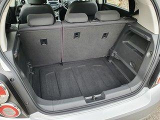 2014 Holden Barina TM MY14 CD Silver 5 Speed Manual Hatchback