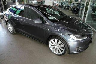 2017 Tesla Model X 75D AWD Grey 1 Speed Reduction Gear Wagon