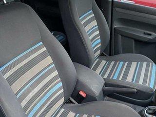 2011 Volkswagen Caddy 2K MY12 Life Startline TDI250 Grey 7 Speed Auto Direct Shift Wagon
