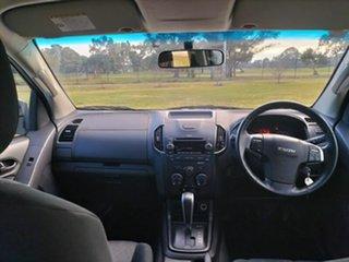 2016 Isuzu D-MAX MY17 SX Crew Cab 4x2 High Ride Splash White 6 Speed Sports Automatic Cab Chassis