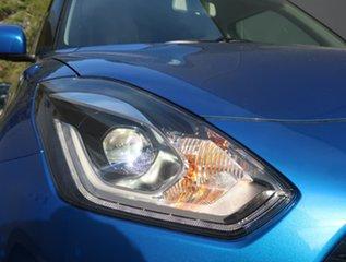 2020 Suzuki Swift AZ GLX Turbo Blue 6 Speed Sports Automatic Hatchback.