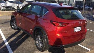 2021 Mazda CX-5 KF2W7A Maxx SKYACTIV-Drive FWD Sport Soul Red 6 Speed Sports Automatic Wagon.