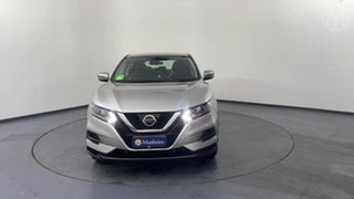 2017 Nissan Qashqai J11 ST Platinum Continuous Variable Wagon