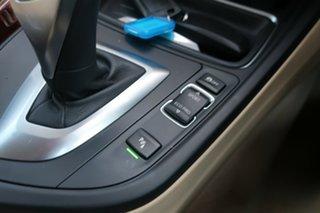 2012 BMW 320i F30 320i Bronze 8 Speed Sports Automatic Sedan
