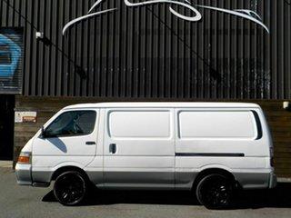 1999 Toyota HiAce RZH113R LWB White 5 Speed Manual Van