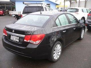 2013 Holden Cruze JH Series II MY14 CDX Black 6 Speed Sports Automatic Sedan.