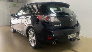 2012 Mazda 3 BL Series 2 MY13 Neo Black 6 Speed Manual Hatchback