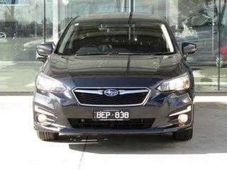 2020 Subaru Impreza G5 MY20 2.0i Premium CVT AWD Grey 7 Speed Constant Variable Hatchback.