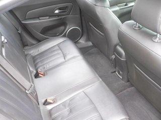 2013 Holden Cruze JH Series II MY14 CDX Black 6 Speed Sports Automatic Sedan