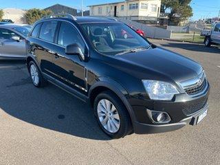2015 Holden Captiva CG MY15 5 LT Carbon Flash Black 6 Speed Sports Automatic Wagon.