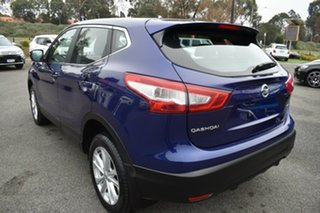 2017 Nissan Qashqai J11 Series 2 ST X-tronic Ink Blue 1 Speed Constant Variable Wagon