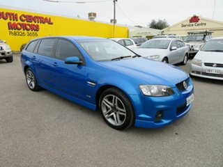 2011 Holden Commodore VE II MY12 SV6 Blue 6 Speed Automatic Sportswagon.