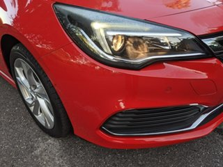 2017 Holden Astra BK MY18 RS Red 6 Speed Sports Automatic Hatchback